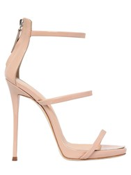 Giuseppe Zanotti 120Mm Patent Leather Sandals