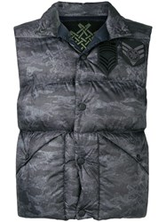 Mr And Mrs Italy Logo Patch Gilet 60