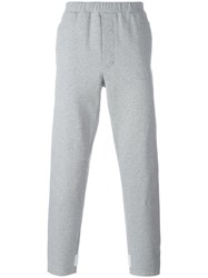 Marni Velcro Cuff Trousers Grey