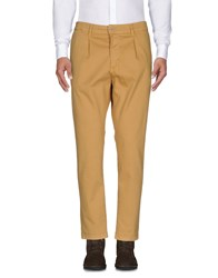 Squad Squad2 Trousers Casual Trousers Ochre