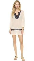 Eberjey Hippie Trail Natalya Cover Up Natural