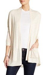 Billabong Outside The Lines Cardigan White