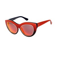 Dax Gabler Sunglasses Red Ombre