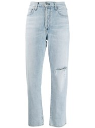 Citizens Of Humanity Mckenzie Straight Leg Jeans Blue