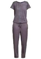 Tom Tailor Jumpsuit Smoked Pearl Grey Anthracite