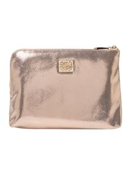 Biba Curved Pouch Rose Gold