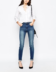 Dr. Denim Dr Denim Arlene Skinny Jeans Blue