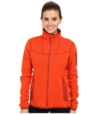 Arc'teryx Covert Cardigan Koi Women's Sweater Orange