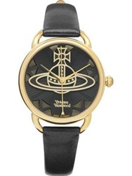 Vivienne Westwood Leadenhall Orb Dial Watch Black