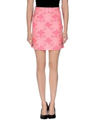 Related Knee Length Skirts Pink