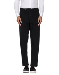 Department 5 Trousers Casual Trousers Men Black