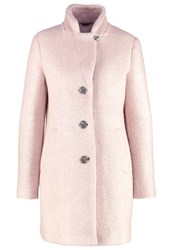 Comma Classic Coat Powder Rose