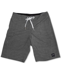 Rusty Grinda Sublimated 20' Board Shorts Charcoal
