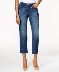 Styleandco. Style And Co. Cropped Flare Leg Jeans Only At Macy's Copper