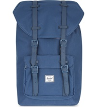Herschel Little America Backpack Navy Navy Pu