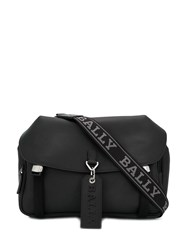 Bally Catch Messenger Bag Black