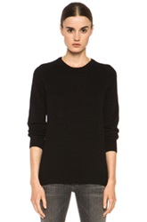 Equipment Sloane Crew Neck In Black