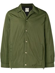 Zadig And Voltaire Kartyh Shirt Jacket Green
