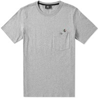 Paul Smith Melon Pocket Tee Grey