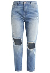 Only Onltonni Relaxed Fit Jeans Light Blue Light Blue Denim