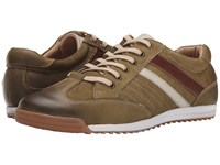 Spring Step Phenomenal Olive Green Men's Shoes