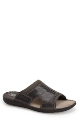 Kenneth Cole Reaction 'Cruise Line' Sandal Men Black
