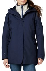 Helly Hansen Ardmore Waterproof And Windproof Primaloft Insulated Parka Evening Blue