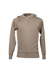 Esemplare High Neck Sweaters Sand