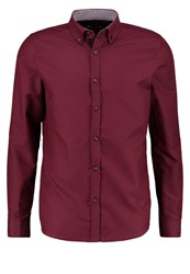Burton Menswear London Frangelo Shirt Bordeaux