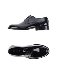 Ciro Lendini Lace Up Shoes Black