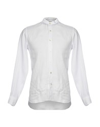 Domenico Tagliente Shirts White
