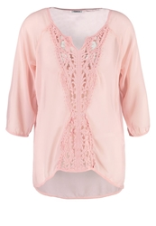 Only Korton Tunic Silver Pink Rose