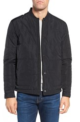 W.R.K Men's Reed Quilted Bomber Jacket