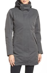 Patagonia Women's Tres Waterproof 3 In 1 Parka Forge Grey