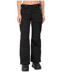 686 Authentic Smarty Cargo Pant Black Short Women's Outerwear