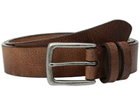 Torino Leather Co. 35Mm Antique Polished Harness Honey Men's Belts Tan