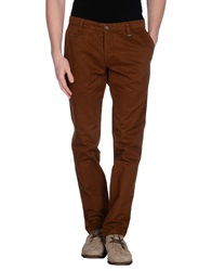 Billtornade Casual Pants Brown