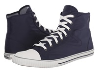 Tretorn Hockey Boot Rip Stop Peacoat Men's Lace Up Casual Shoes Blue