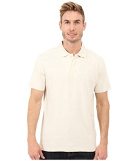 Timberland Great Brook Slub Polo Antique White Men's Clothing