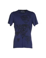 Commune De Paris 1871 T Shirts Dark Blue