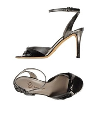Eva Turner Sandals Black
