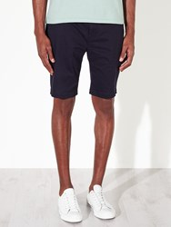 Kin By John Lewis Stretch Cotton Chino Shorts Navy