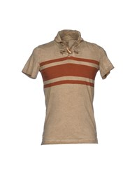 Coast Weber And Ahaus T Shirts Beige