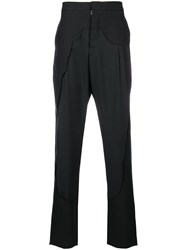 Chalayan Framed Trousers Black