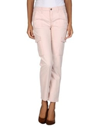 Theory Denim Pants Light Pink
