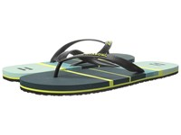 Billabong Spin Thong Sandal Steel Men's Sandals Silver