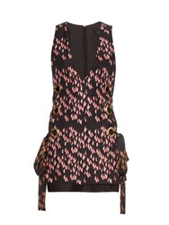 Ellery Kaiser V Neck Sleeveless Tunic Black Multi