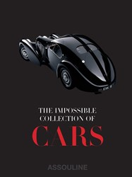 Assouline The Impossible Collection Of Cars Black