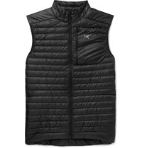 Arc'teryx Cerium Sl Quilted Shell Down Gilet Black