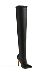 Alice Olivia 'Dae' Over The Knee Boot Women Black